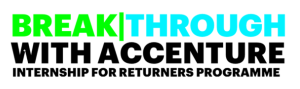 Accenture Returners Internship